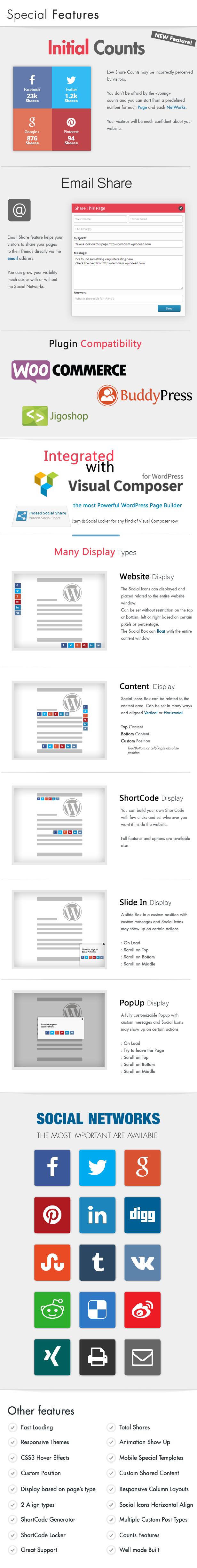 Social Share & Locker Pro WordPress Plugin - 12
